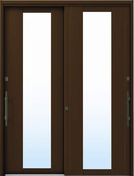 ドアリモ 洋風 B01 単板ガラス仕様 洋風ベーシック