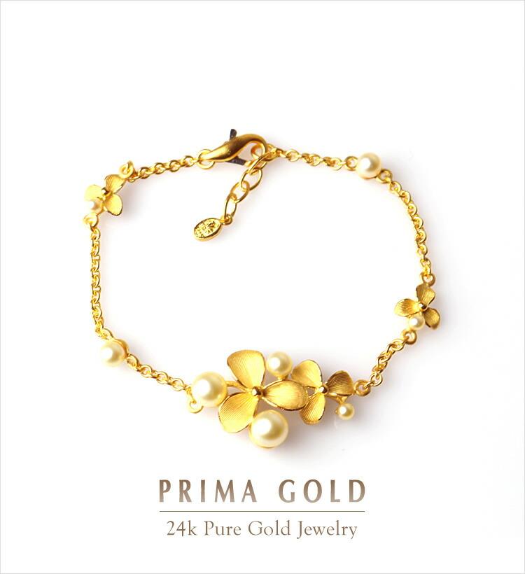24K PRIMAGOLD - 24金ジュエリー 純金プリマゴールド