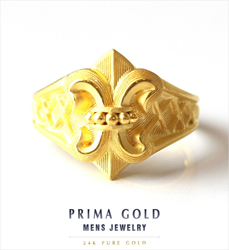 24K PRIMA GOLD - mens jewelry