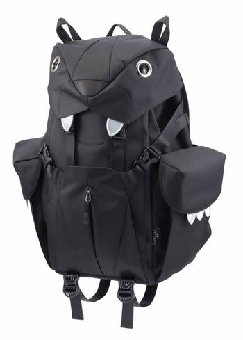 The Mohn creation BC-101 big cat backpack L black side