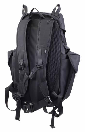 The Mohn creation BC-101 big cat backpack L black back