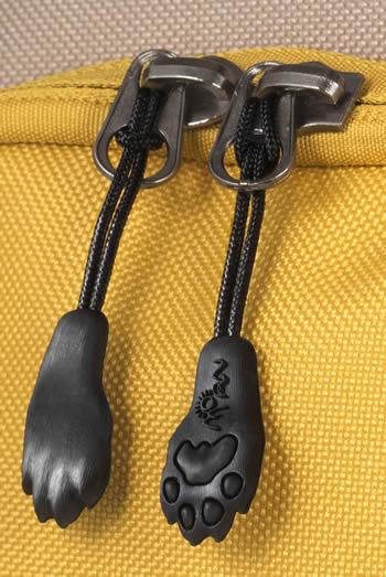 Mohn creation BC-101 big cat backpack L zipper charm