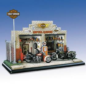 ハーレーダビッドソン・ソフテイル・ガレージは、ハーレーファンの夢を形にした商品