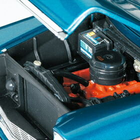 「ターボ・ファイヤー」と呼ばれたV-8 265 cidエンジン