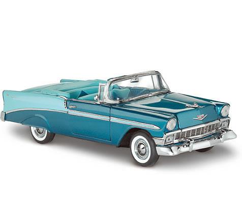 3640501 フランクリンミント 1956年型 シボレー ベル・エア コンバーチブル 限定版