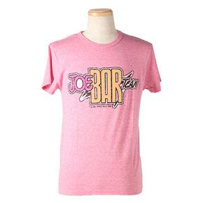 ジョー・バー・チームTシャツ10JBT-001/ピンク