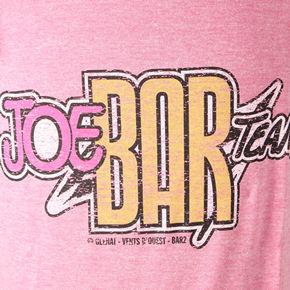 ジョー・バー・チームTシャツ10JBT-001/フロントのプリント