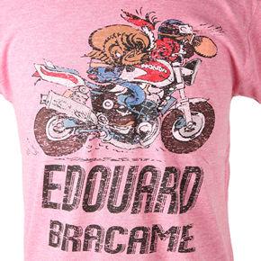 ジョー・バー・チームTシャツ エドゥアール・ブラカム 10JBT-003/フロントプリント
