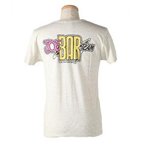 ジョー・バー・チームTシャツ エドゥアール・ブラカム 10JBT-003/ホワイト/バック