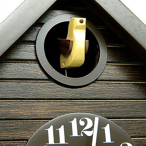 手づくり 振り子ハト時計 アンティーク 694AN-QL 日本製 / 694AN-QL
