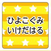 黄色星柄B