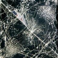 ガラスの飛散防止イメージ画像