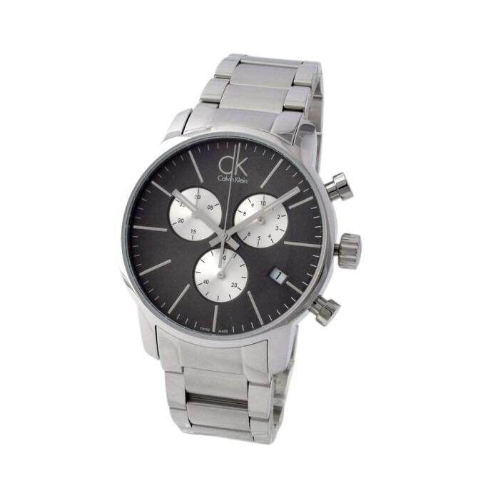 カルバンクライン cK Calvin Klein K2G2714X メンズ 腕時計 クロノグラフ