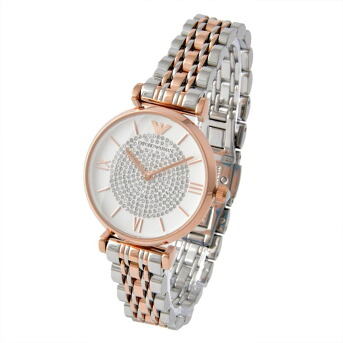 エンポリオ・アルマーニ EMPORIO ARMANI AR1926 レディース ジャンニ ティーバー 腕時計