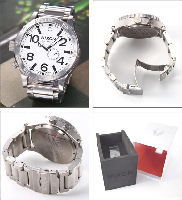 ニクソン 腕時計 51-30 A057-100