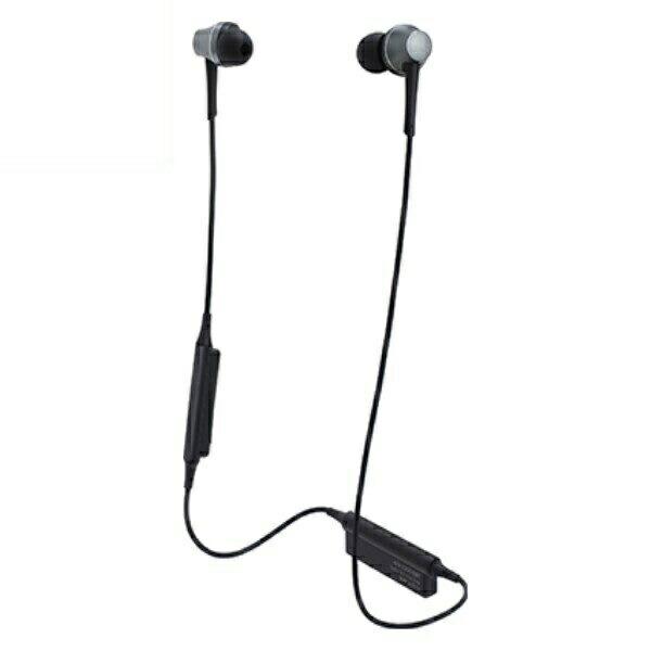 【送料無料】オーディオテクニカ Bluetooth ワイヤレスヘッドホン aptx/AAC対応 ガンメタリック ATH-CKR75BTGM