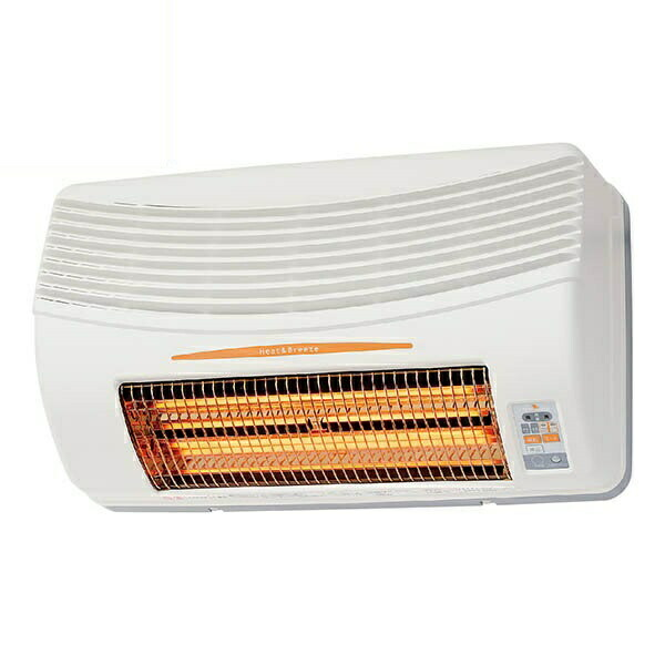 【期間限定ポイント5倍】【送料無料】高須産業 浴室換気乾燥暖房機 換気扇内蔵タイプ 壁面取付型 BF-861RGA