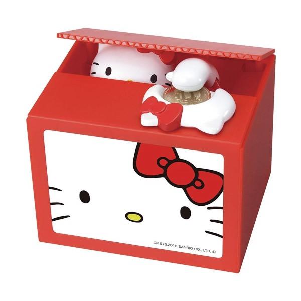 【送料無料】ハローキティ バンク キャラクター貯金箱 シャイン S-376497 かわいい おしゃれ インスタ youtube バンク