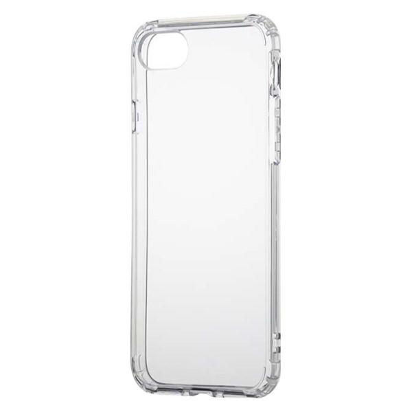 OHM iPhone7/7s用 クリアケース 複合素材ハイブリッドタイプ SMP-CI7C