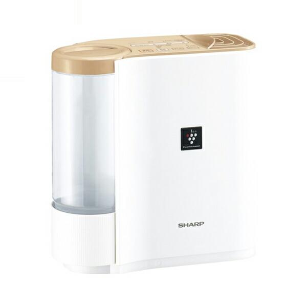 【送料無料】シャープ プラズマクラスター7000 気化式加湿器 ~8畳 キャメルベージュ HV-G30-C
