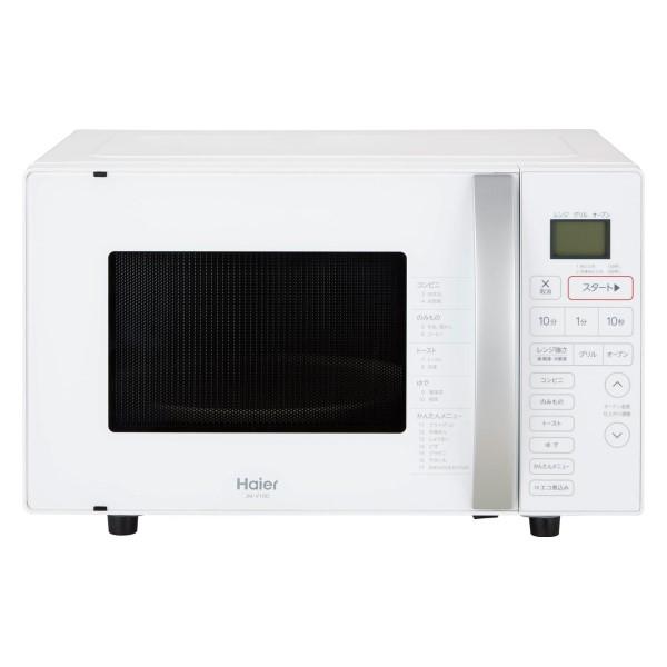 【送料無料】ハイアール オーブンレンジ 16L ホワイト JM-V16D-W