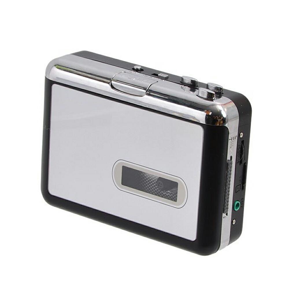 サンコー カセットデジタルコンバーター カセットテープをMP3変換 LINE入力対応 CASTAPSM