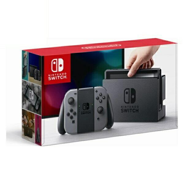 【送料無料】任天堂 Nintendo Switch/ニンテンドースイッチ Joy-Con グレー 新品 HAC-S-KAAAA 【お一人様一台限り】