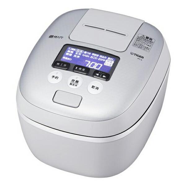 【送料無料】タイガー 圧力IH炊飯ジャー 炊きたて 1升炊き ホワイトグレー JPC-A181-WH
