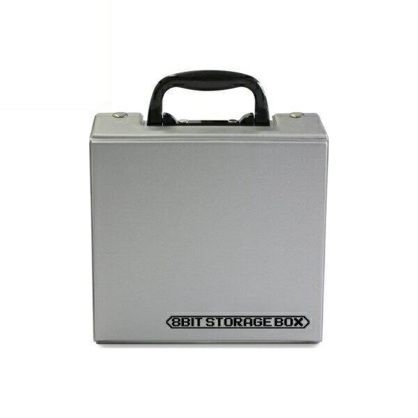 【送料無料】クラシックミニファミコン用 収納ケース シルバー クラシックミニ専用ボックス コロンバスサークル CC-CMSCA-SV