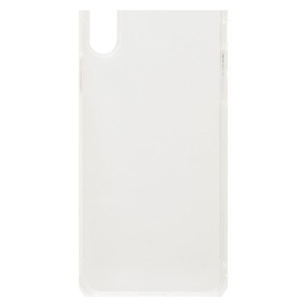 ミヨシ iPhone X用 TPUケース クリア  IPC-TP02