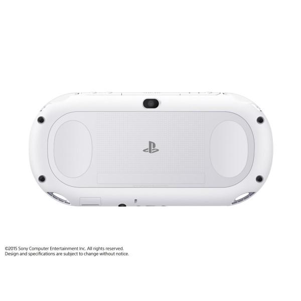 【送料無料】SIE プレイステーション Vita PSV2000 Wi-Fiモデル グレイシャー・ホワイト PS Vita/本体/新品 PCH-2000ZA22 【お一人様一台限り】