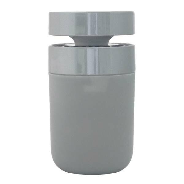 【送料無料】アロボ USBポータブル空気洗浄機 シルバー LEDライト+アロマ+除菌+消臭 車載用シガーアダプタ付属 CLV-1300SV 空気清浄機 かわいい プレゼント ギフト ノベルティ 景品