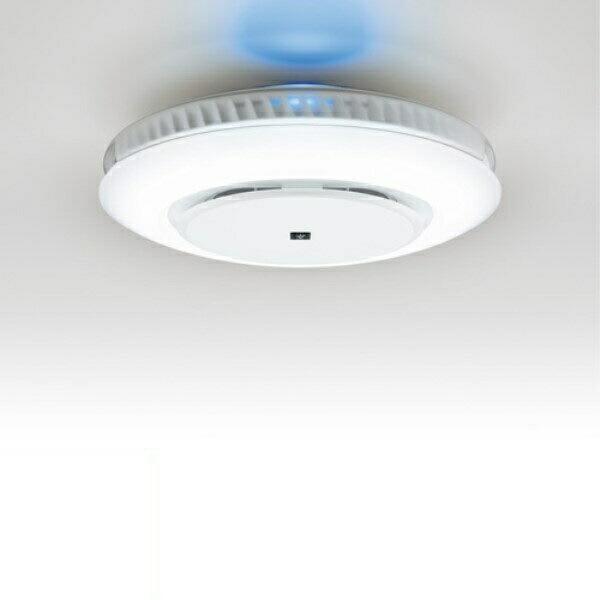 【送料無料】シャープ プラズマクラスター空気清浄機 天井空清 LEDシーリングライト一体型空気清浄機 12畳用 プラズマクラスター25000 FP-AT3-W