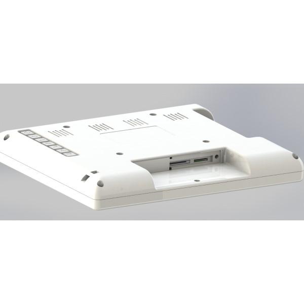 【送料無料】SKネット 業務用 7インチ液晶搭載 デジタルサイネージ端末 3G通信・無線LAN・タッチパネル対応モデル 店舗向け 電子POP SK-DSP73T