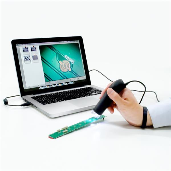 【送料無料】ミヨシ USBマイクロスコープ オートフォー力ス機能搭載 UK-03
