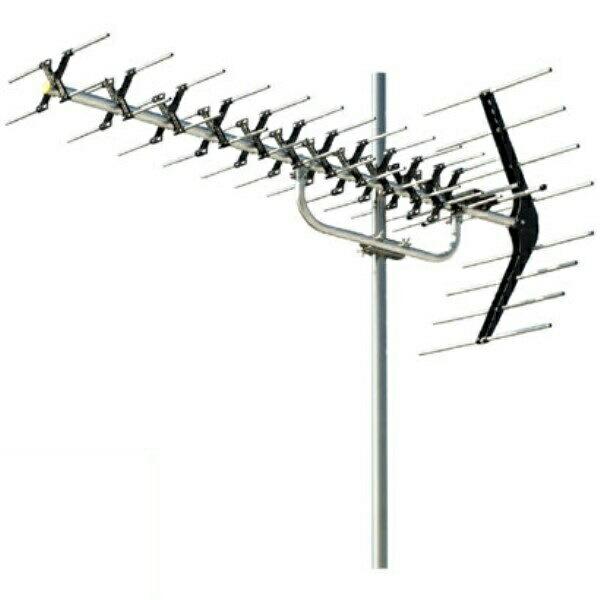 日本アンテナ 高性能ローチャンネル用UHFアンテナ 弱電界地区用 AU14LX