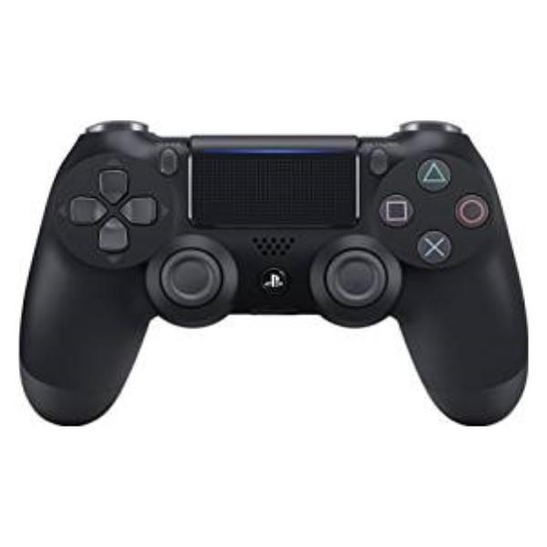 SIE PS4専用ワイヤレスコントローラー DUALSHOCK 4 ジェット・ブラック CUH-ZCT2J