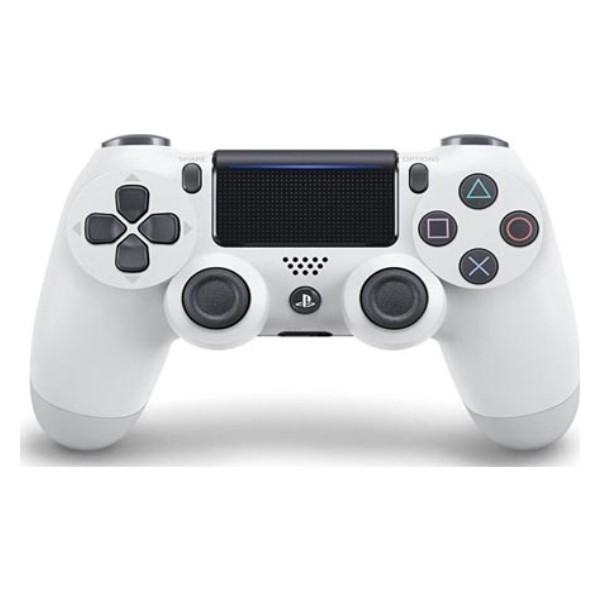 SIE NEWワイヤレスコントローラー DUALSHOCK 4 グレイシャー・ホワイト PS4コントローラー CUH-ZCT2J13