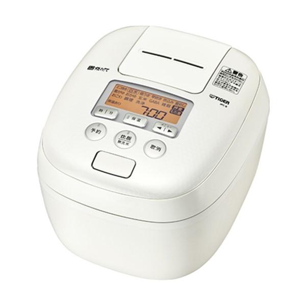 【送料無料】タイガー 圧力IH炊飯ジャー 5.5合炊き 炊きたて ミルキーホワイト JPC-B102-WM