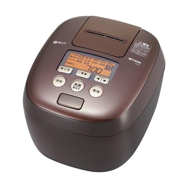 【送料無料】タイガー 圧力IH炊飯ジャー 1升炊き 炊きたて カカオブラウン JPC-B182-TC