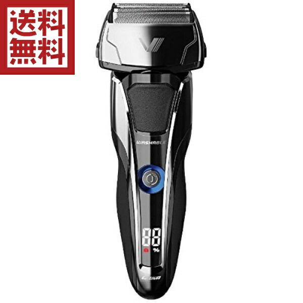 【送料無料】IZUMI/泉精器 4枚刃シェーバー ハイエンドシリーズ シルバー IZF-V937-S
