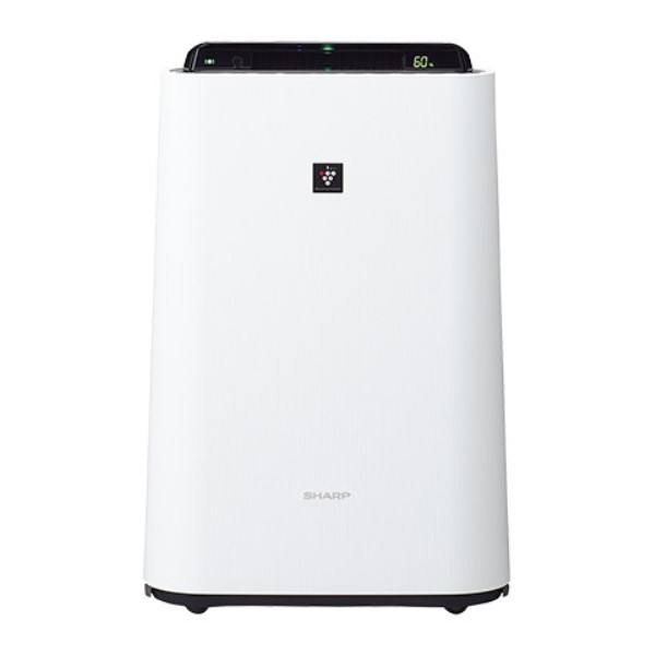 【送料無料】シャープ プラズマクラスター加湿空気清浄機 プラズマクラスター7000 13畳 ホワイト KC-H50-W