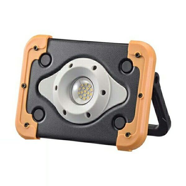 【送料無料】OHM LEDパワーライト 充電式 800lm 10W ポータブルライト 07-8930 SL-WY1USB