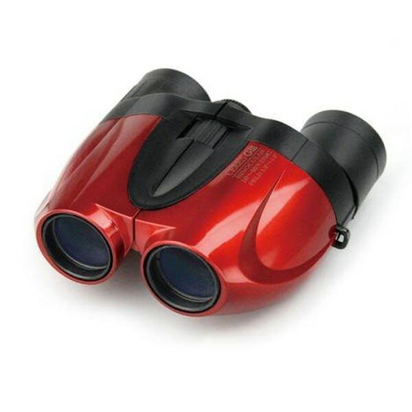 【送料無料】ケンコー 双眼鏡 セレスG3 10-50×27 レッド 30倍率 13-3186 CO05