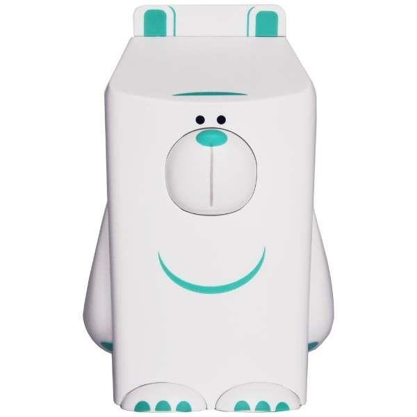 【送料無料】ソリッドアライアンス 冷蔵庫専用コミュニケーションロボット FridgeezooQ シロクマ FGZ-Q-PB01