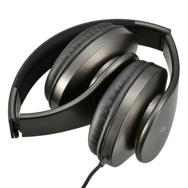 【送料無料】OHM テレビ用 ダイナミックヘッドホン 音量コントローラー付 03-2850 HP-H555N AudioComm
