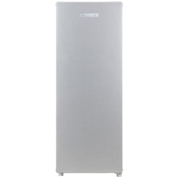 【送料無料】ハイアール 冷凍庫 1ドア 153L シルバー フリーザー JF-NUF153B-S