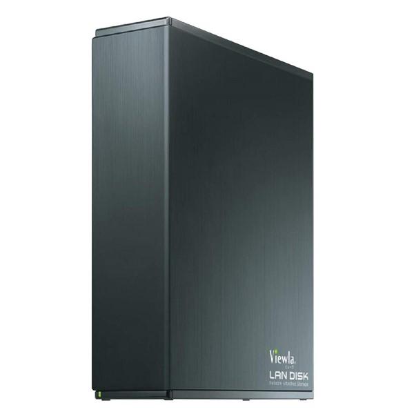 【送料無料】ソリッドカメラ Viewlaシリーズ用 ネットワーク対応 HDD 4TB LANDisk for Viewla 防犯カメラ用HDD  NAS-03/4.0 IPC-06HD IPC-07w IPC-08w IPC-09w対応