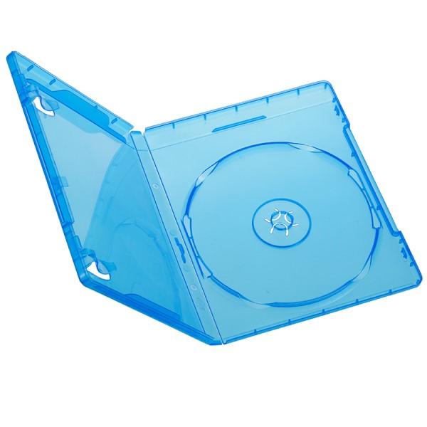 【送料無料】OHM ブルーレイディスクケース 1枚収納×25パック(5枚入り×5個) 01-0964 OA-RB1DA5-A-5P