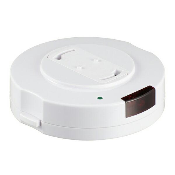 【送料無料】OHM 照明リモコンスイッチ ホワイト ペンダント型照明専用 04-9447 OCR-CRS01W